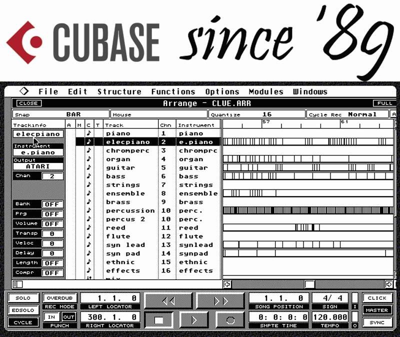 For Cubase lovers :)