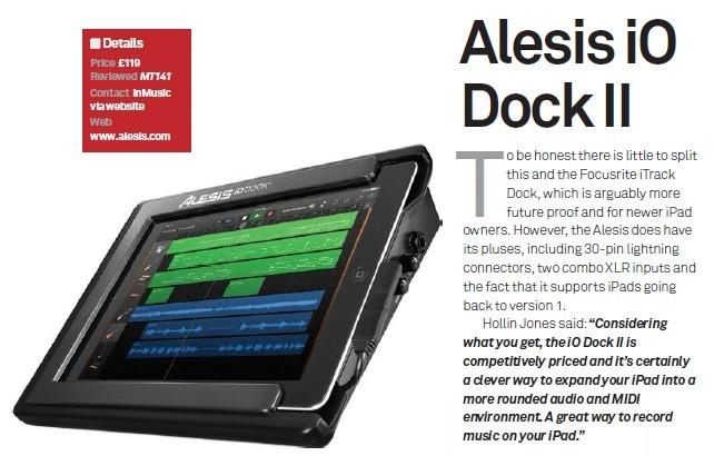 Alesis iO - Dock II