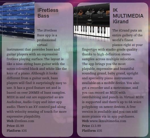 iFretless Bass<br />IK Multimedia - iGrand
