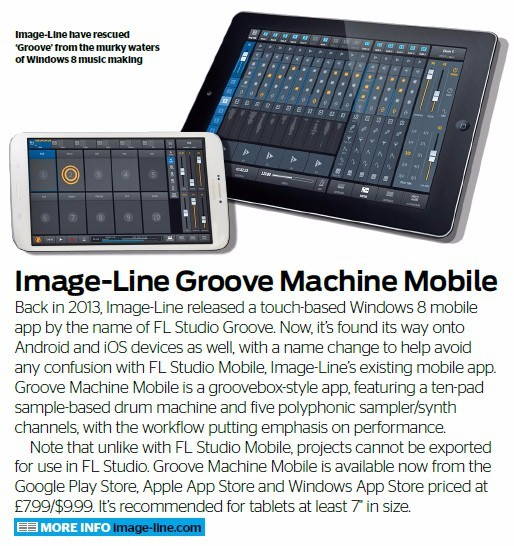 Image-Line Groove Machine Mobile