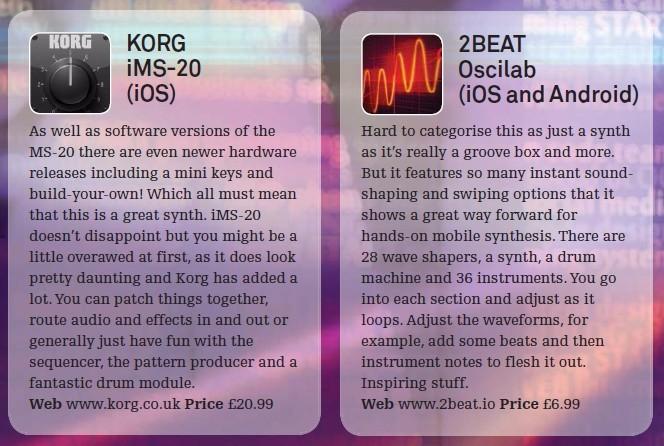Korg - iMS-20 (iOS)