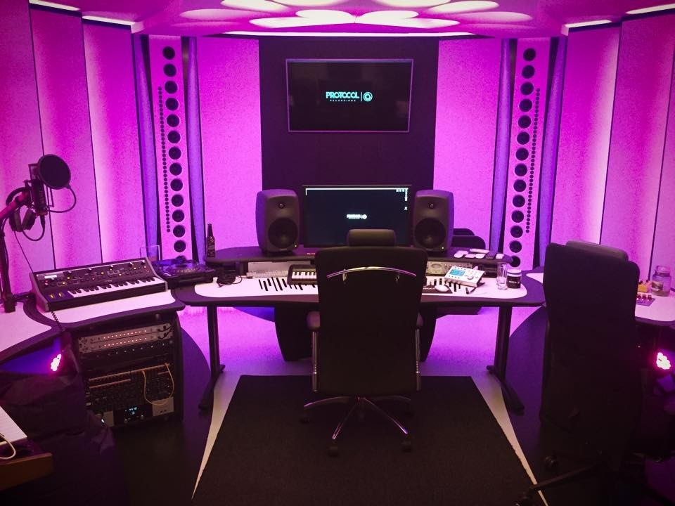 Nicky Romero New Studio