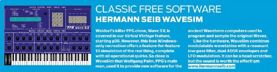 Hermann Seib Wavesim