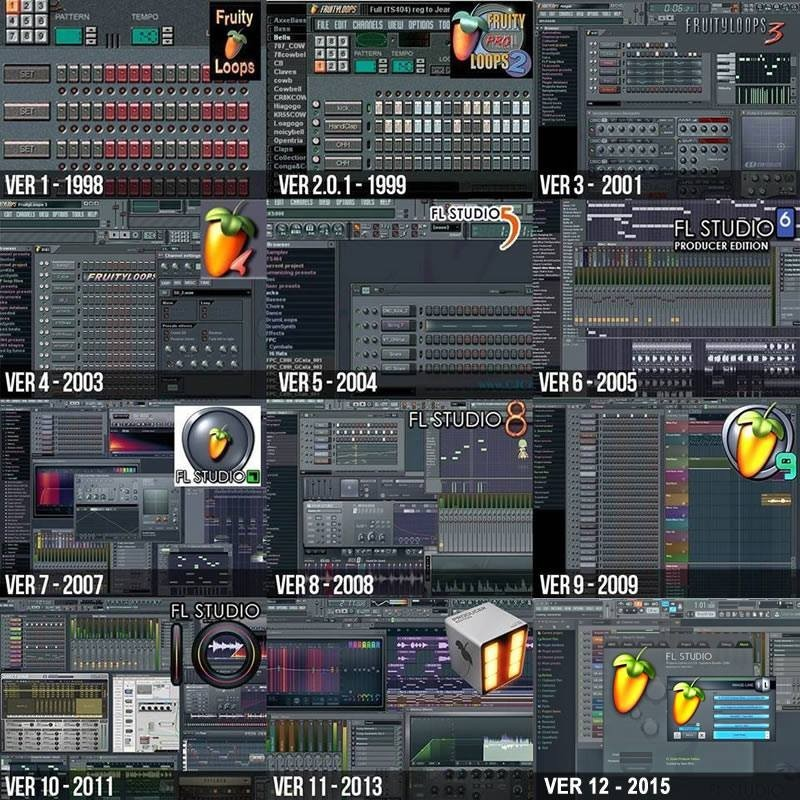 History of FL studio