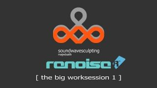 Soundwave Sculpting on Renoise [ The Big Worksession ]