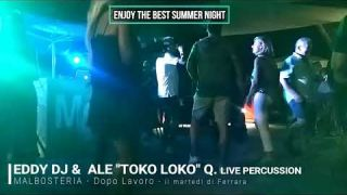 HOUSE FUNKY MUSIC SUMMER by alessandro TOKO LOCO & eddy dj