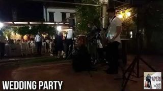 Groove is in the Heart wedding party Aperi Style