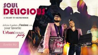 SOUL DELICIOUS soulful urban music - exotica mix