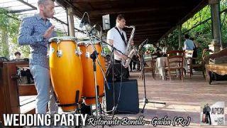 Beat Goes On Wedding Party Aperi Style Ristorante Bonello