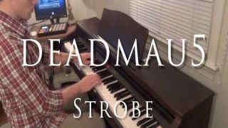 Deadmau5 - Strobe (Evan Duffy Piano Cover)