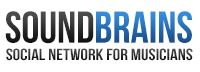 SoundBrains.net   Professional social network for musicians